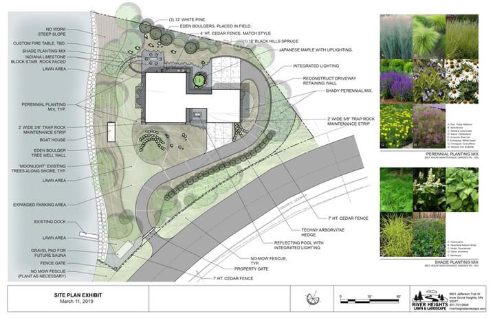 Lake Minnetonka Concept Plan