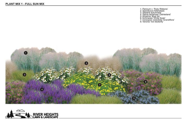 Planting Mix Concept
