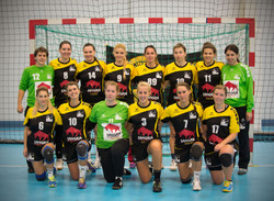 Olympia Handball Club London Women Super 8 Team