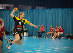 Olympia Handball Club London - Diana Surubaru