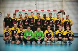 Olympia Handball Club London Men Super 8 Team