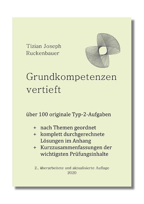 Grundkompetenzen vertieft - Typ 2
