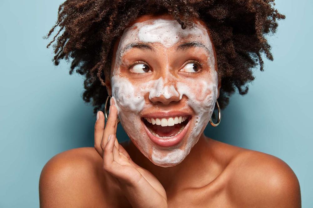 savon soins visage, le savon anti acné. Savons naturels le blog