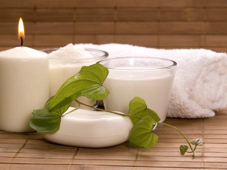 Les savons à base de lait : ânesse, chèvre et jument.