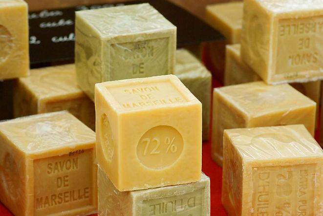 savon de Marseille 72% - savons naturels