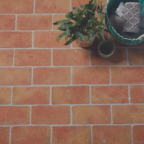 Marlborough Handmade Rectangle Terracotta