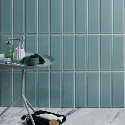 Camden Green Gloss Ceramic