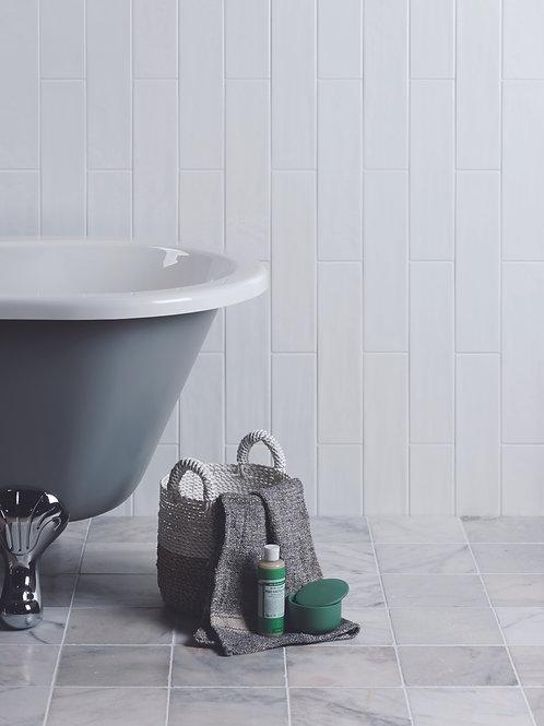 Kennet Chalk White Gloss Porcelain