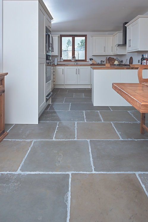 Old Westminster Sandstone Worn & Patinated Finish