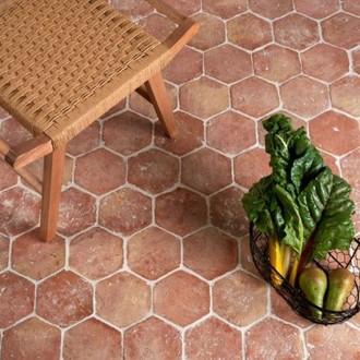 Marlborough-Terracotta-Hexagon