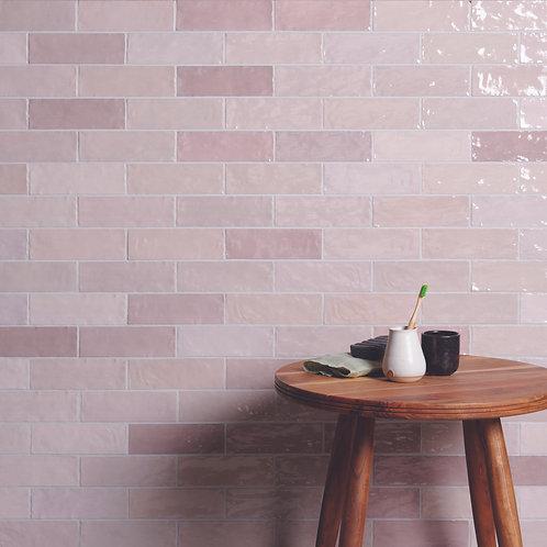 Oasis Pink Gloss Ceramic