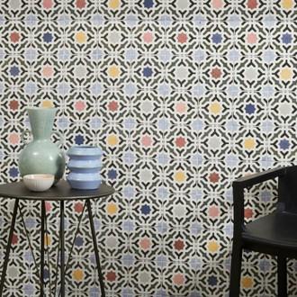 Bazaar Ceramic Pattern Multi