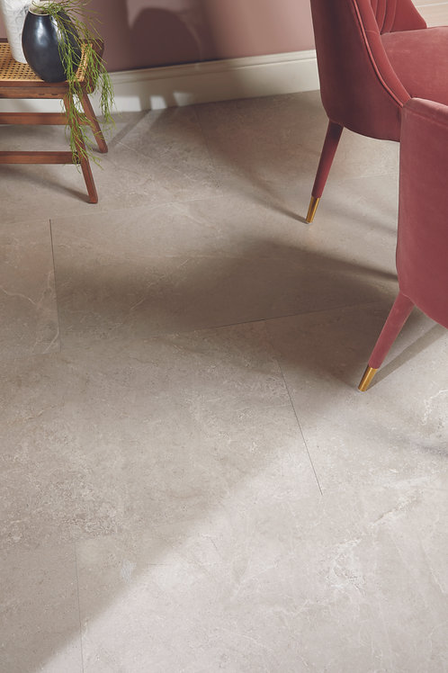 Riverside Gris Satin Porcelain