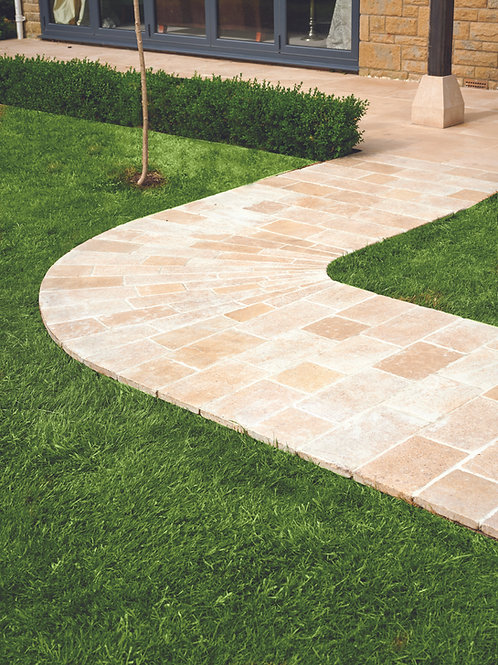 Neranjo Cobble Limestone Tumbled & Etched