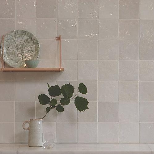 Bazaar White Gloss Ceramic