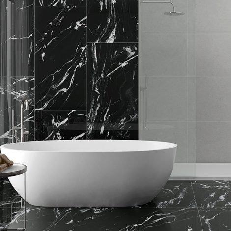 Marble Luxe Noir Porcelain