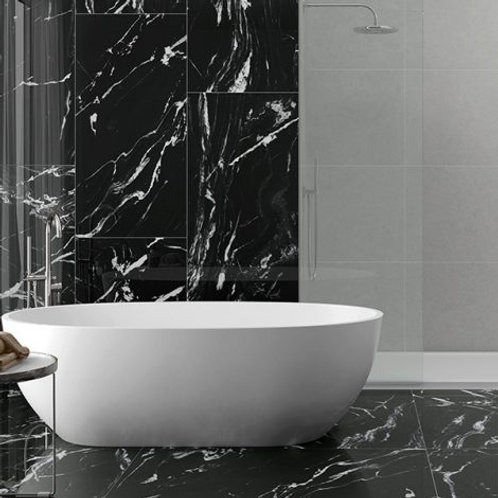 Marble Luxe Noir Polished Porcelain