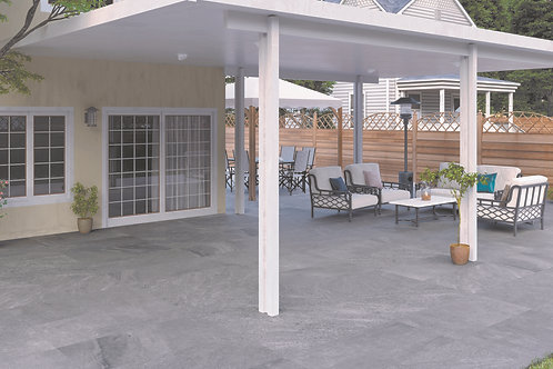 Blenheim White Paving Porcelain Matt
