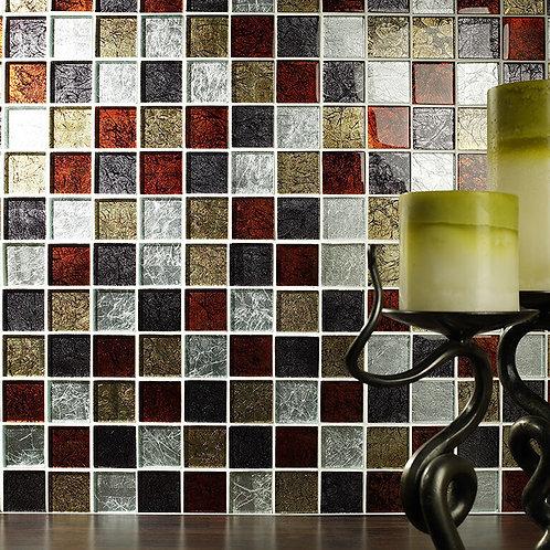 Shanghai Mix Glass Mosaic
