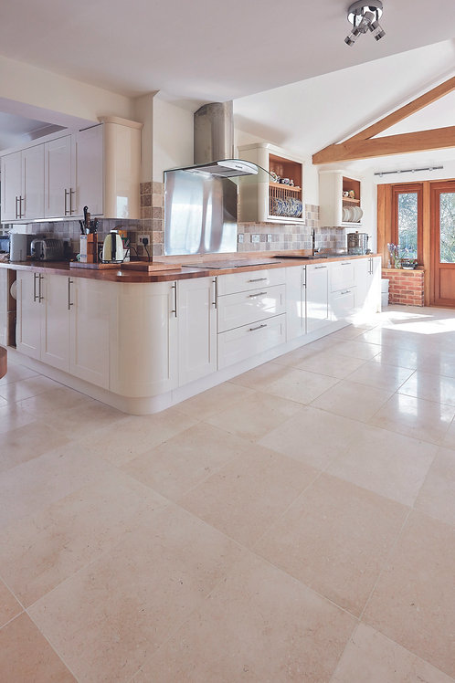 Bergamo Honed Limestone
