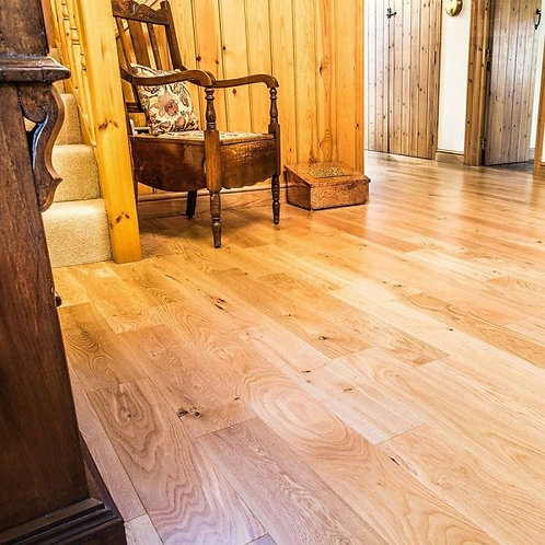 Eiger Petit/ Oak Rustic Satin Lacquered