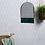 Thumbnail: Plume Swan Marble Mosaic Honed
