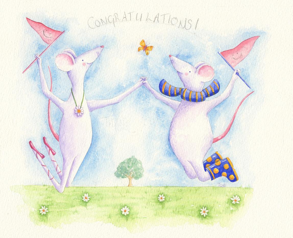 Mabel & Monty Jump