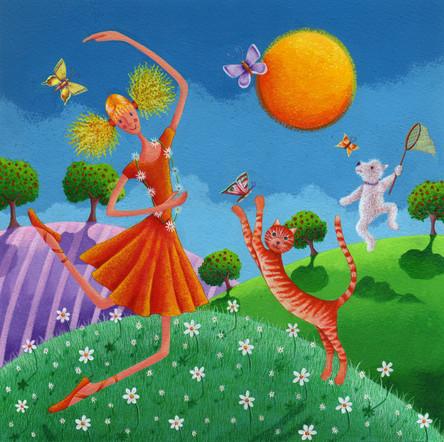 Edie, Billy & Buttterflies