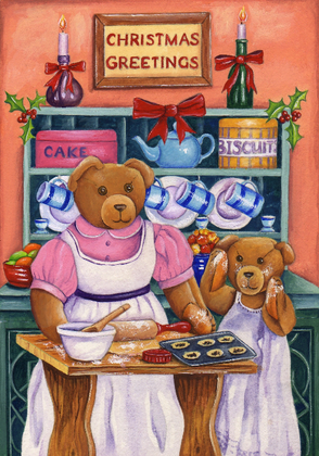 Bears Baking