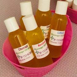 Massage Body Oils
