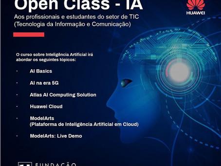 Curso em Nuvem Inteligência Artificial