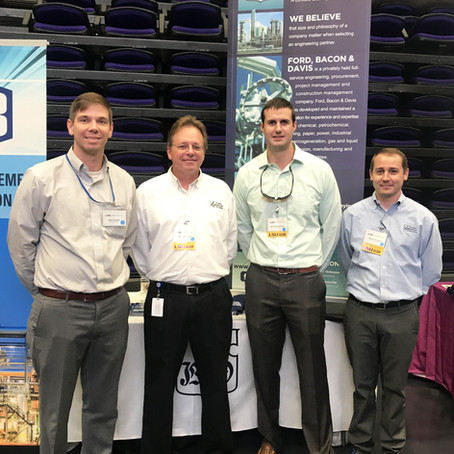 FB&D Participates in LSU Career Fair