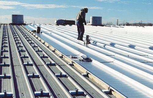 Retrofit Roofing System