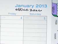 Make Your Calendar Work for You in 2013