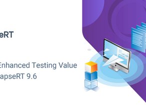 Improve Your Testing Outcomes With synapseRT 9.6