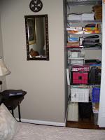 Organizing the Spare Bedroom of Bonus Room