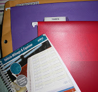 Paper Management – Now Where Is That Stuff I Need For Taxes?