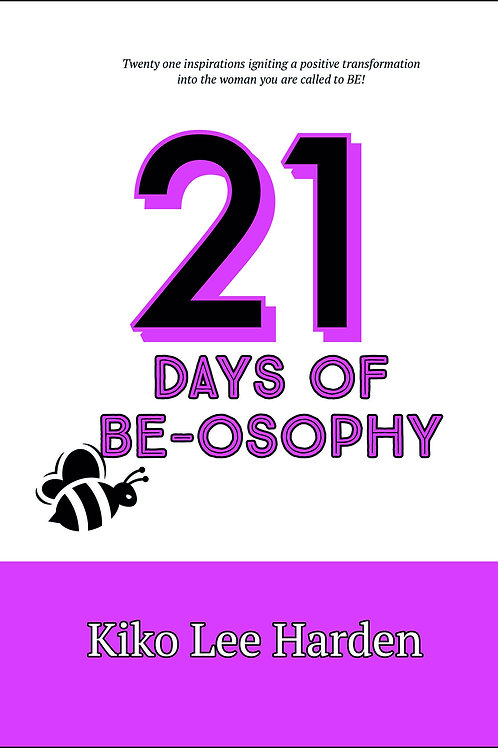 21 Days of Be-osophy Book