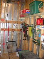 Organizing the Workshop or Garage Zone