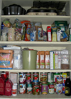 Preparing for Holiday Cooking: Organizing the Pantry