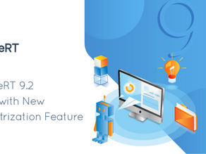 synapseRT 9.2 is Here With New Parametrization Feature
