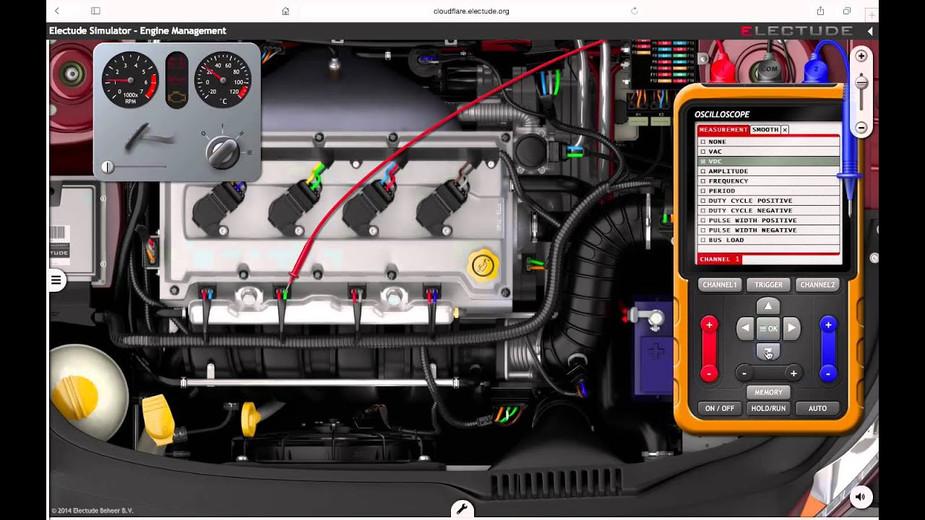 Engine Management Simulator