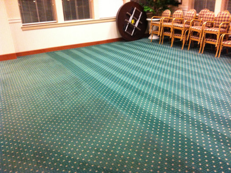 How to Maintain Carpet in Commercial Cleaning