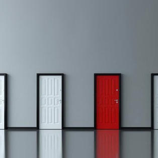 Which Door would you choose?