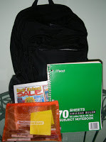 Getting Prepped for Back to School