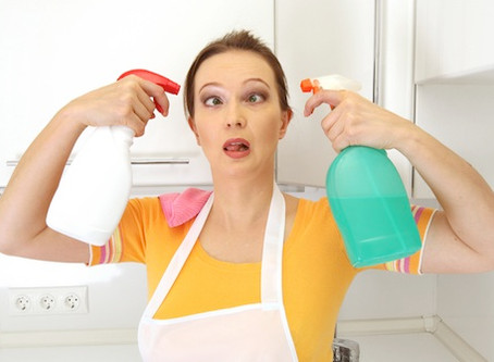 Spring Cleaning Uncheck List: What Not to Clean