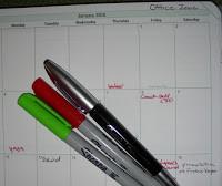 Preparing Your 2016 Calendar