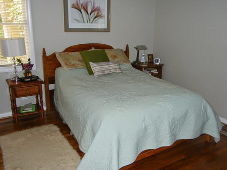 Using the Zone Plan – Your Master Bedroom