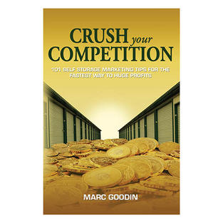 Crush Your Competition by Marc Goodin
