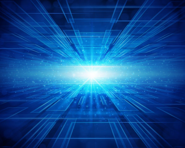 Virtual technology background. Raster version..jpg